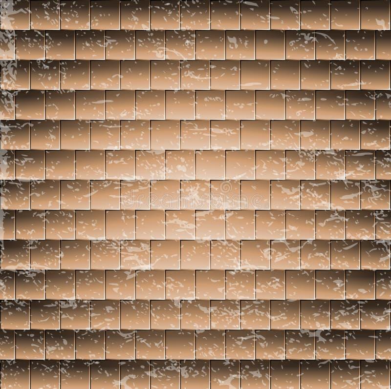 Download Абстрактная предпосылка кирпичной стены плитка иллюстрации Иллюстрация штока - иллюстрации насчитывающей экстерьер, горизонтально: 41661690