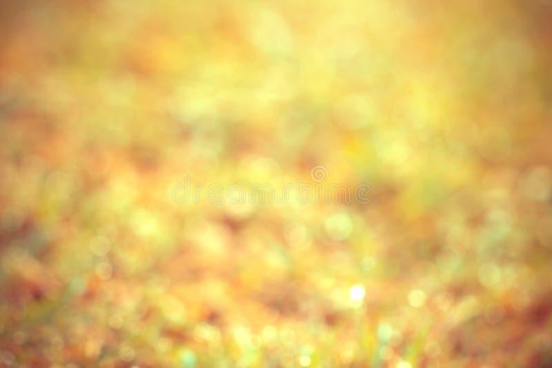 Абстрактная предпосылка освещения bokeh стоковое изображение rf