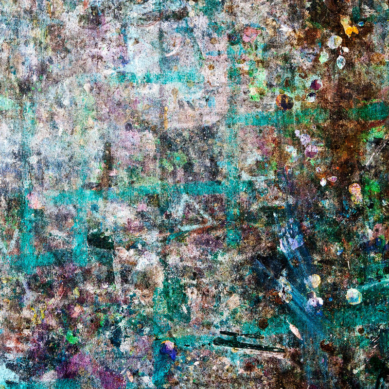Абстрактная предпосылка старой красочной поверхности стоковые изображения rf