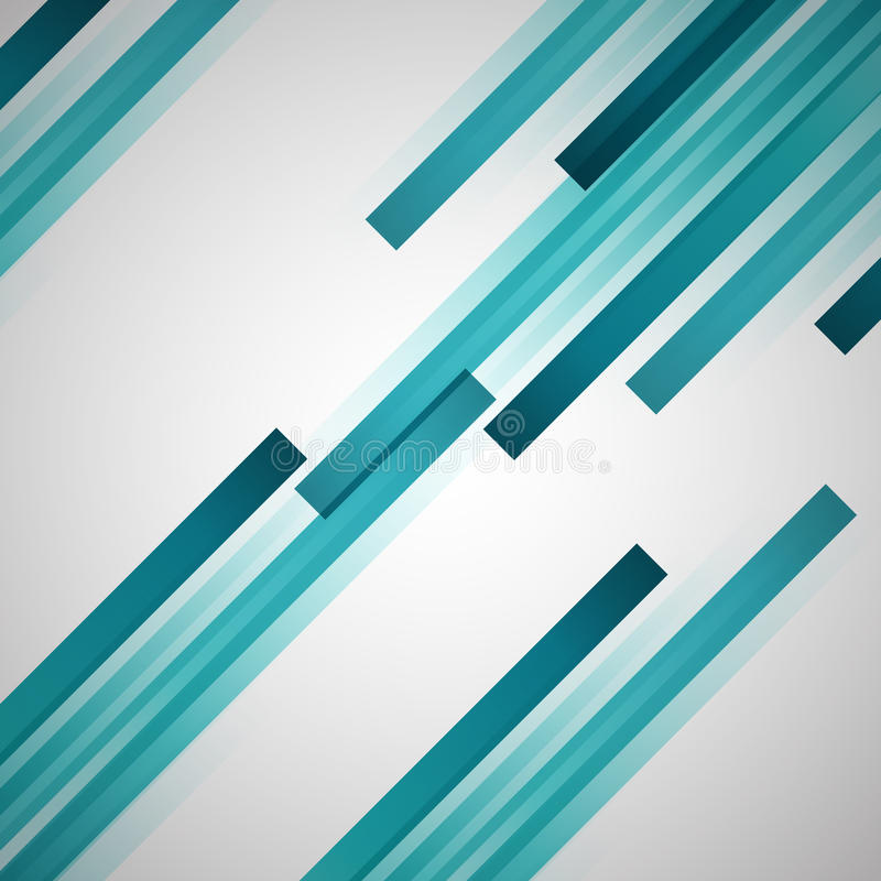 Абстрактная предпосылка с зелеными прямыми линиями иллюстрация вектора