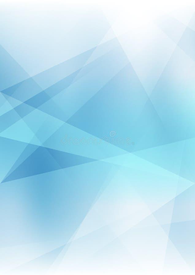 Абстрактная предпосылка с просвечивающими геометрическими формами Тени цветов стоковое фото