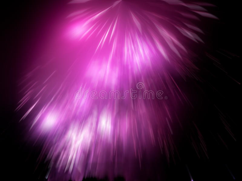 Абстрактная предпосылка с розовой краской брызгает бесплатная иллюстрация