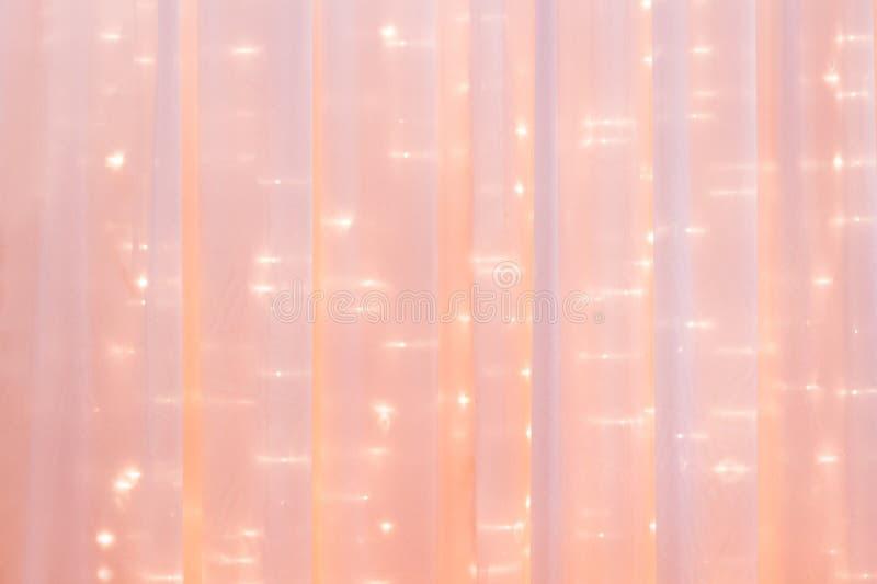 Абстрактная предпосылка с светом bokeh стоковая фотография rf