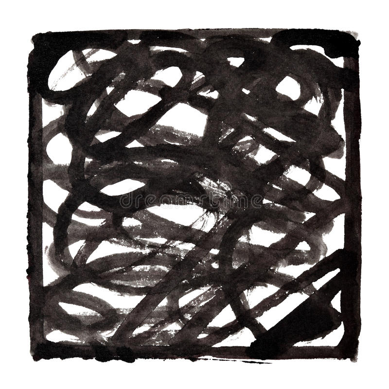 Абстрактная предпосылка с doodle бесплатная иллюстрация