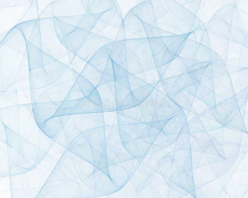 Абстрактная предпосылка фрактали с тонкой текстурой ткани бесплатная иллюстрация