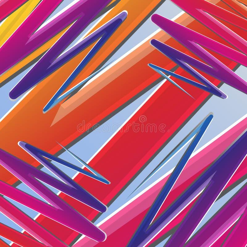 Download абстрактная предпосылка цветастая Картина современного дизайна Иллюстрация штока - иллюстрации насчитывающей конспектов, лоснисто: 41660630
