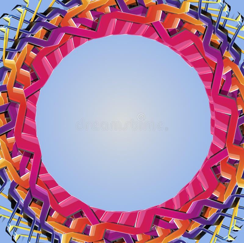Download абстрактная предпосылка цветастая Картина современного дизайна Иллюстрация штока - иллюстрации насчитывающей орнамент, конструкция: 41660707