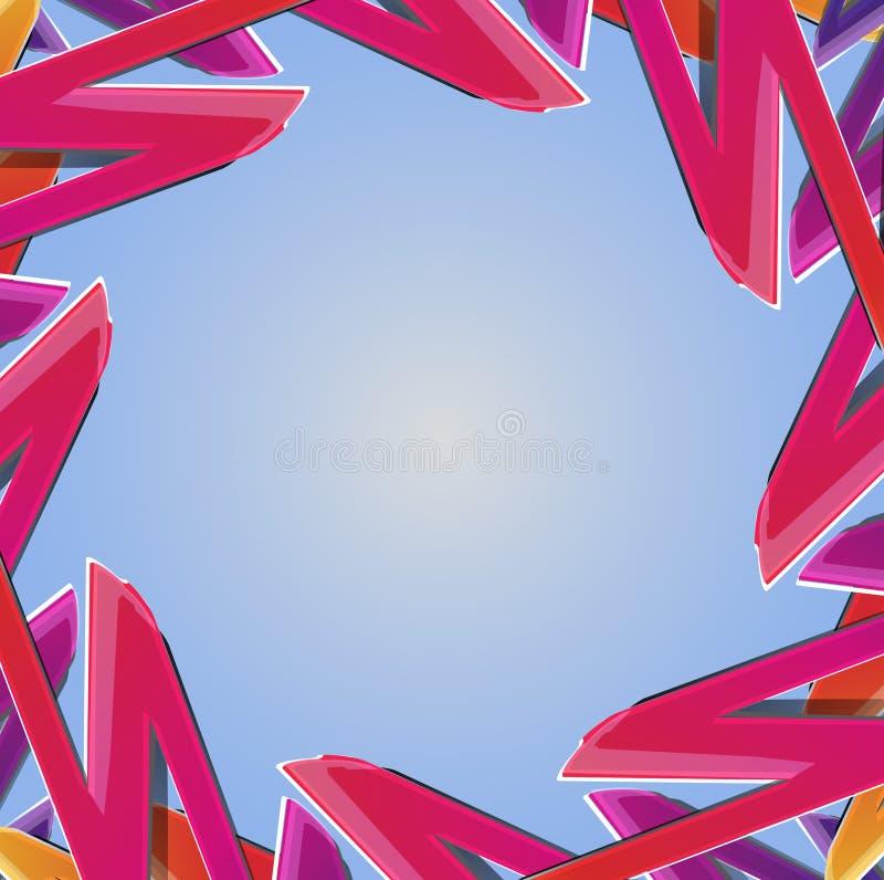 Download абстрактная предпосылка цветастая Картина современного дизайна Иллюстрация штока - иллюстрации насчитывающей график, накалять: 41660718