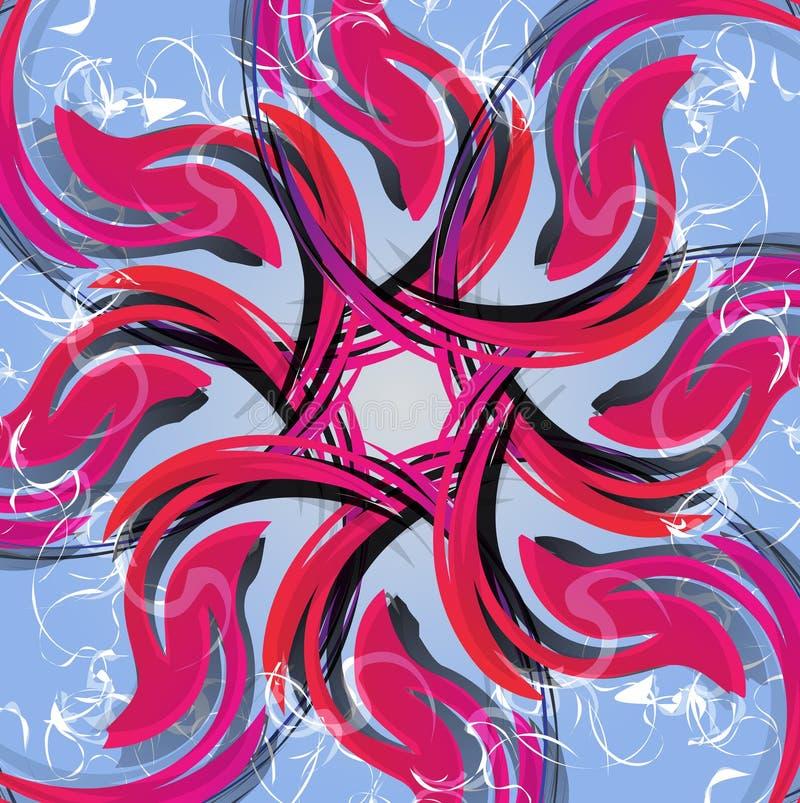 Download абстрактная предпосылка цветастая Картина современного дизайна Иллюстрация штока - иллюстрации насчитывающей художничества, asama: 41660754