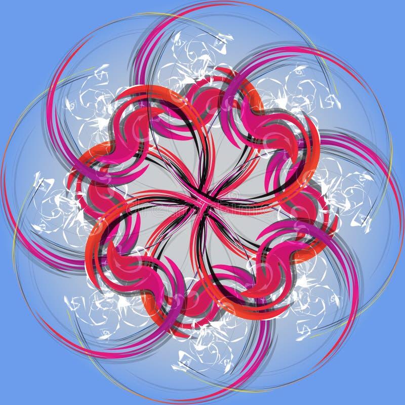 Download абстрактная предпосылка цветастая Картина современного дизайна Иллюстрация штока - иллюстрации насчитывающей художничества, накалять: 41660761
