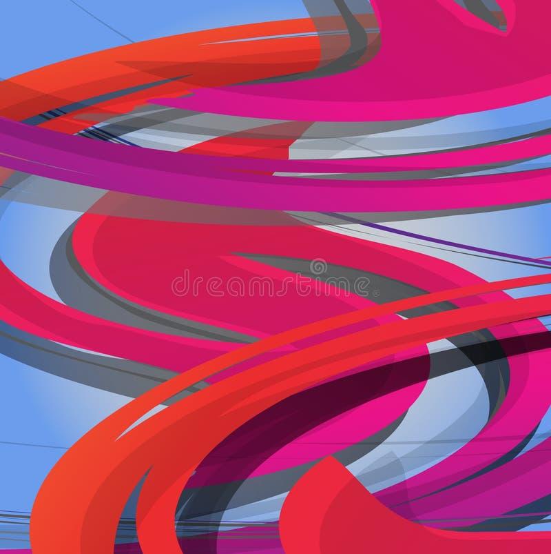 Download абстрактная предпосылка цветастая Картина современного дизайна Иллюстрация штока - иллюстрации насчитывающей градиент, конструкция: 41660790