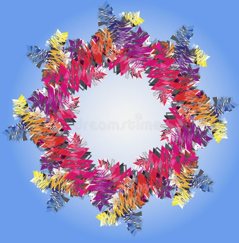 Download абстрактная предпосылка цветастая Картина современного дизайна Иллюстрация штока - иллюстрации насчитывающей лоснисто, геометрия: 41660945