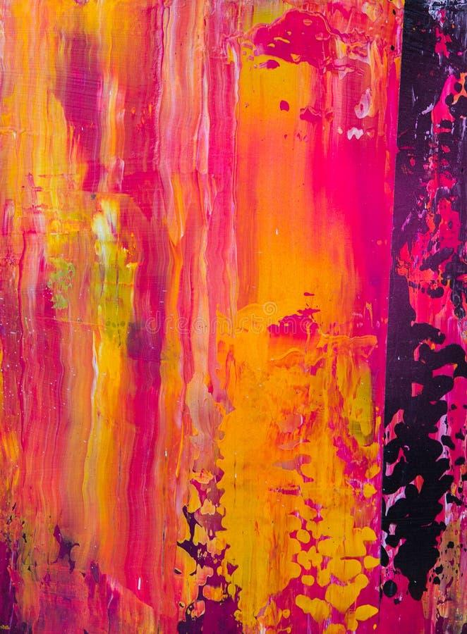 Абстрактная предпосылка цвета краски стоковое фото