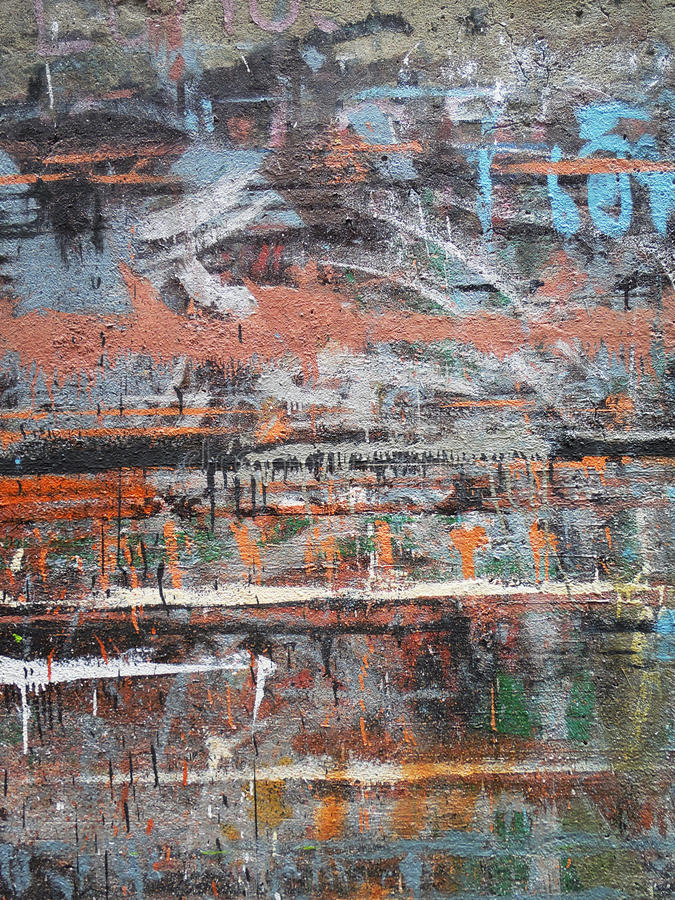 Абстрактная предпосылка цвета, grunge стоковое фото rf
