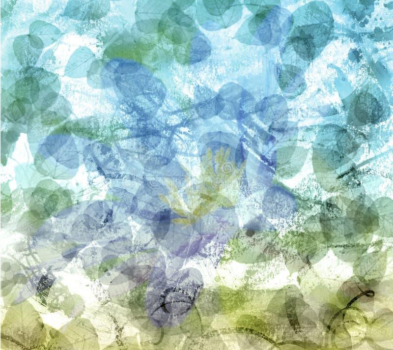 абстрактная природа предпосылки стоковые изображения