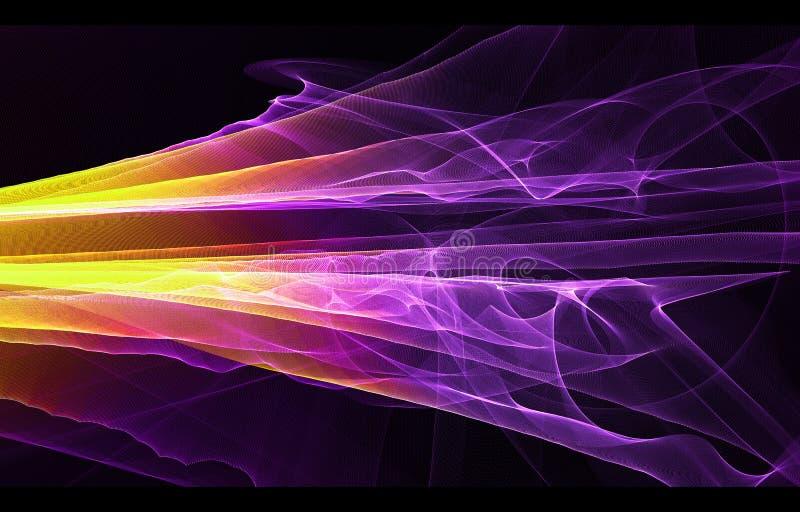 абстрактная плазма предпосылки стоковые изображения rf