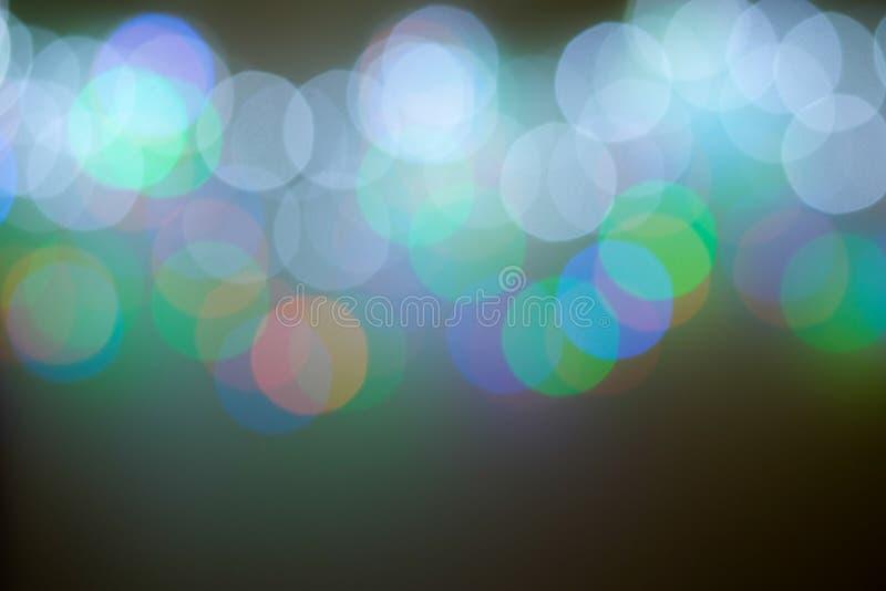 Абстрактная расплывчатая светлая предпосылка стоковые изображения rf