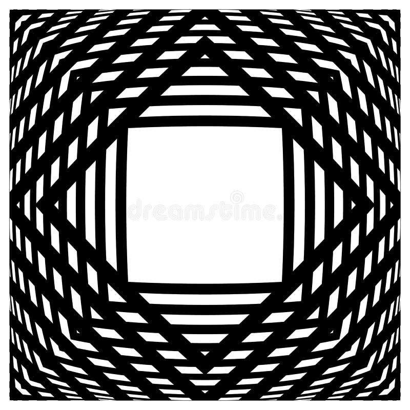 Download Абстрактная решетка, картина сетки Иллюстрация вектора - иллюстрации насчитывающей royalty, monochrome: 81803516