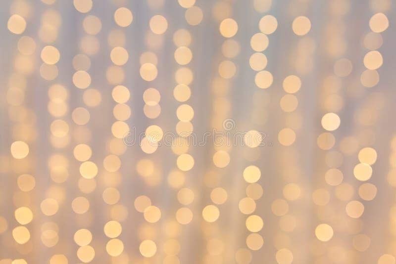 Абстрактная светлая круговая предпосылка bokeh стоковая фотография rf