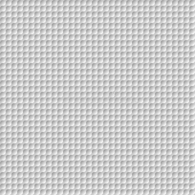 Абстрактная серая предпосылка с точками бесплатная иллюстрация