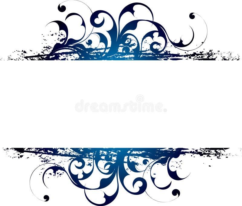 Download абстрактная синь предпосылки Иллюстрация вектора - иллюстрации насчитывающей конструировать, цвет: 6852872