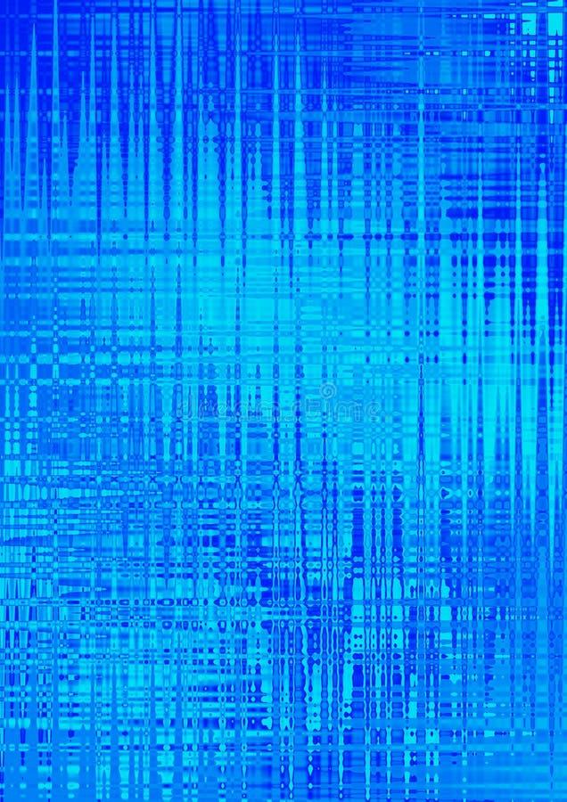 абстрактная синь