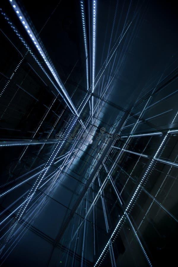 абстрактная синь стоковое изображение