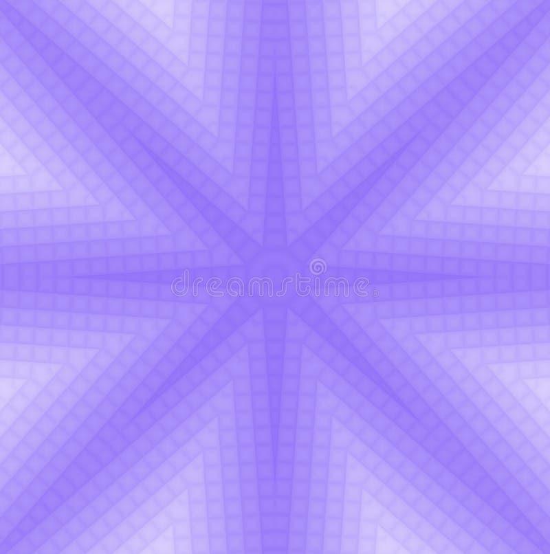 абстрактная сирень предпосылки иллюстрация вектора
