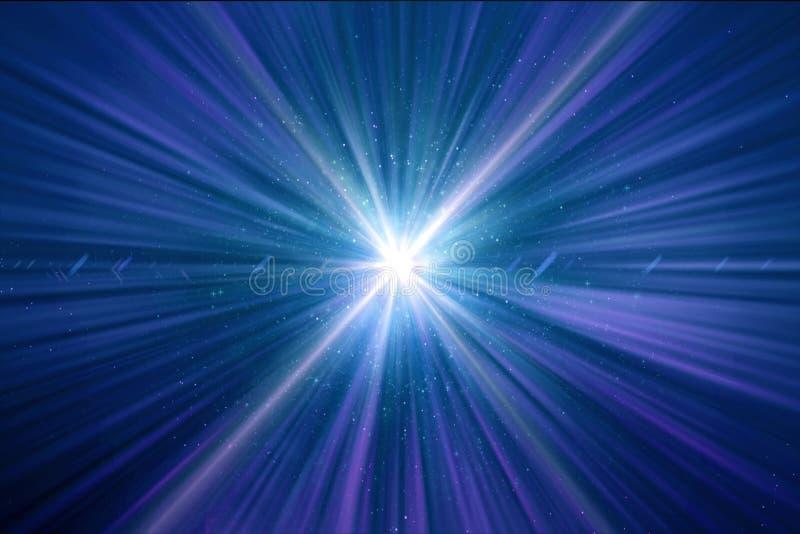 Абстрактная сияющая предпосылка червоточини светлого времени бесплатная иллюстрация