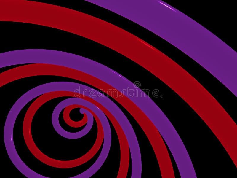 абстрактная спираль бесплатная иллюстрация