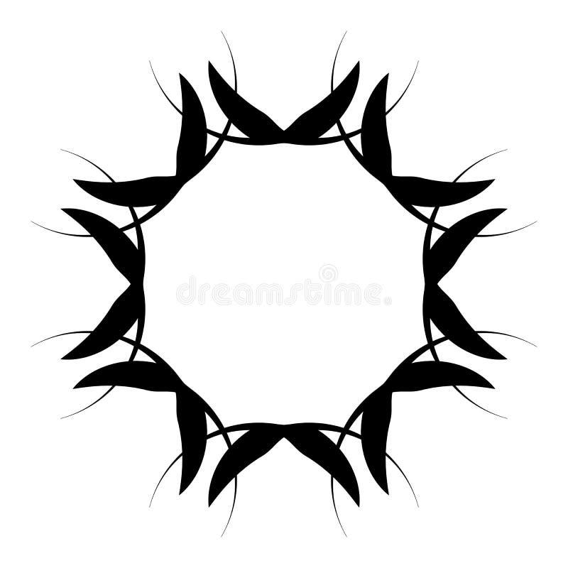 Download Абстрактная спиральная форма Элемент свирли с радиальными линиями Аннотация Иллюстрация вектора - иллюстрации насчитывающей роторно, helix: 81813335