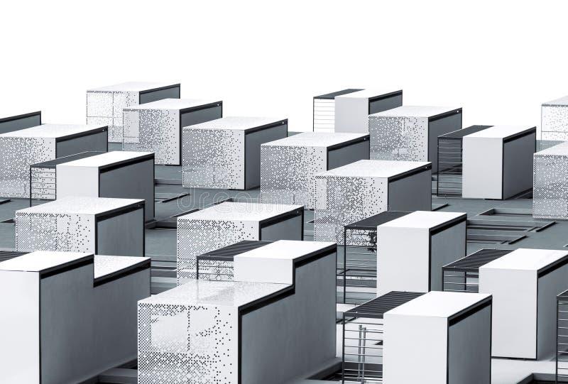 Абстрактная текстура архитектуры стоковые изображения rf