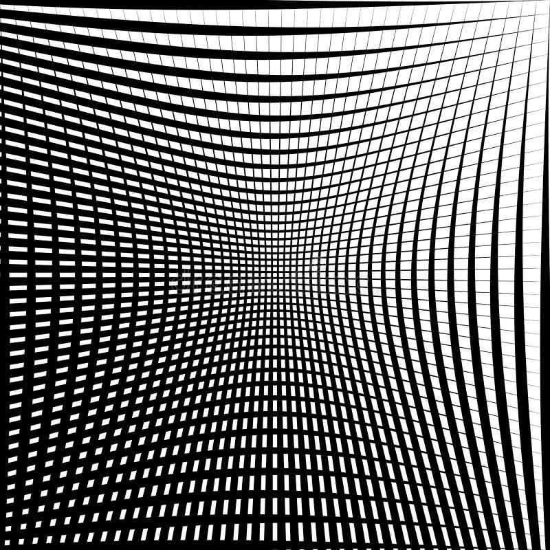 Download Абстрактная текстура решетки с эффектом искажения Иллюстрация вектора - иллюстрации насчитывающей иллюстрация, ангидрина: 81801404
