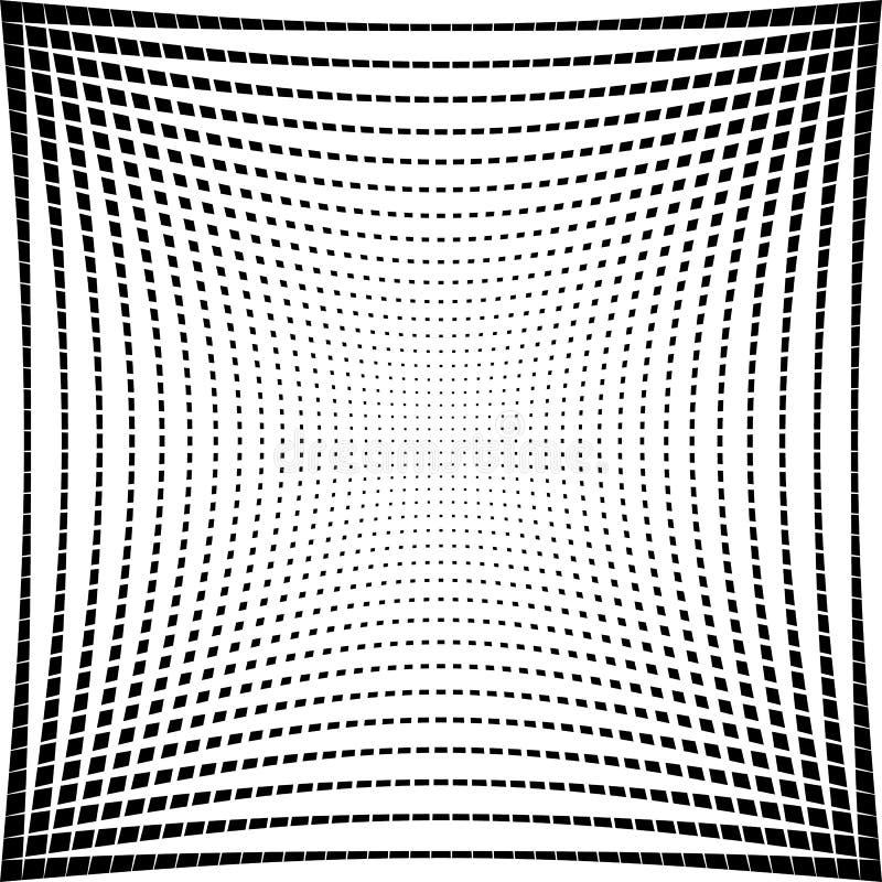 Download Абстрактная текстура решетки с эффектом искажения Иллюстрация вектора - иллюстрации насчитывающей royalty, сторонника: 81801420
