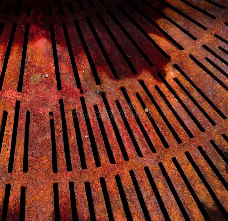 Абстрактная текстура ржавчины металла стоковая фотография