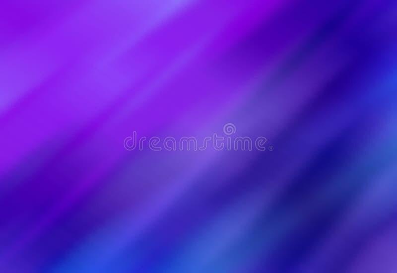 абстрактная текстурированная предпосылка Запачканный голубой, фиолетовый цвет стоковые фото