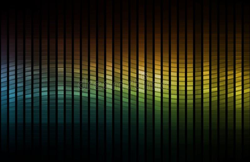 абстрактная технология бесплатная иллюстрация