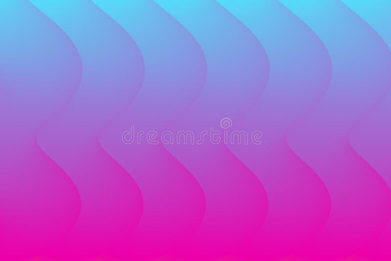 Абстрактная форма цвета Творческий современный шаблон крышки также вектор иллюстрации притяжки corel иллюстрация вектора