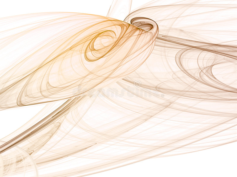 абстрактная фракталь предпосылки иллюстрация штока