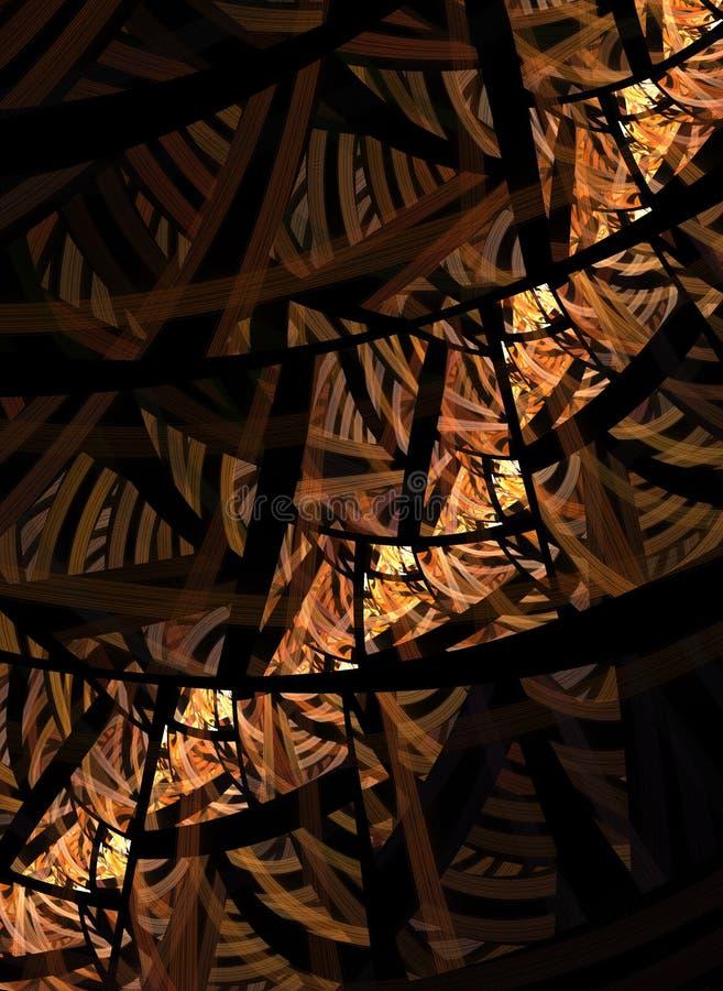 абстрактная художническая конструкция предпосылки бесплатная иллюстрация