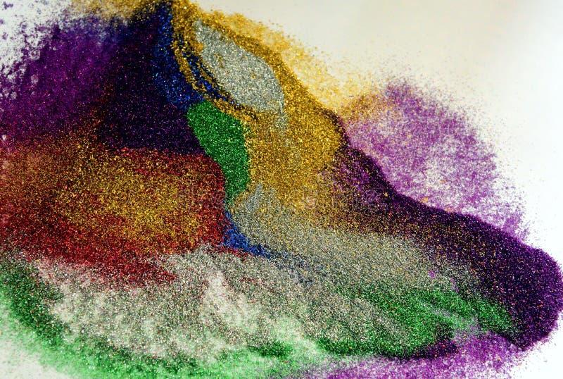 абстрактная художническая предпосылка Абстрактная красочная предпосылка абстрактного искусства абстрактная художническая предпосы стоковое изображение rf