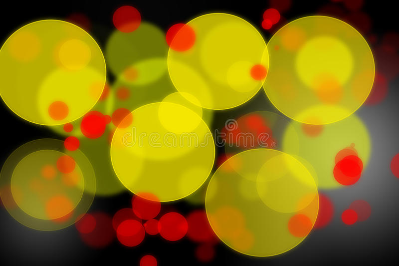 Абстрактная цветастая предпосылка bokeh стоковая фотография