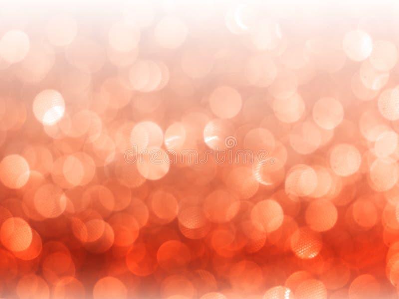 Абстрактная defocused красная предпосылка стоковое фото rf