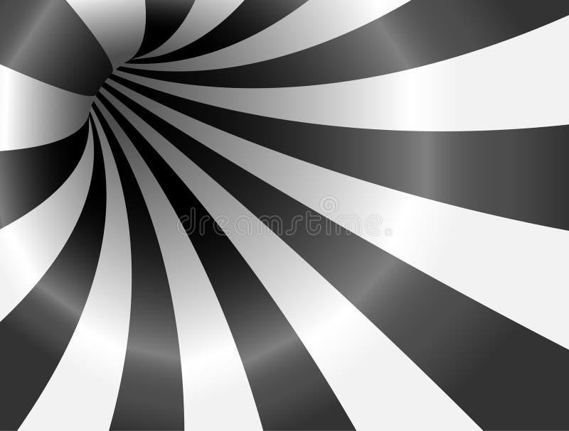 абстрактная striped предпосылка бесплатная иллюстрация