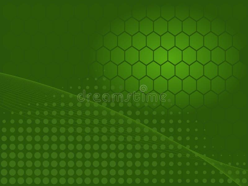 абстрактное зеленое промышленное стоковые изображения rf