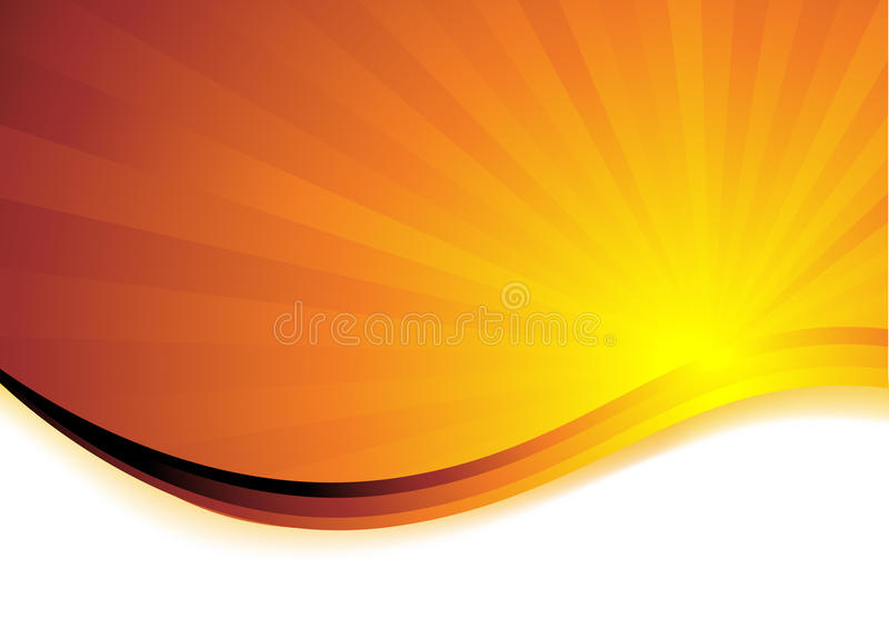 абстрактное золото предпосылки иллюстрация вектора