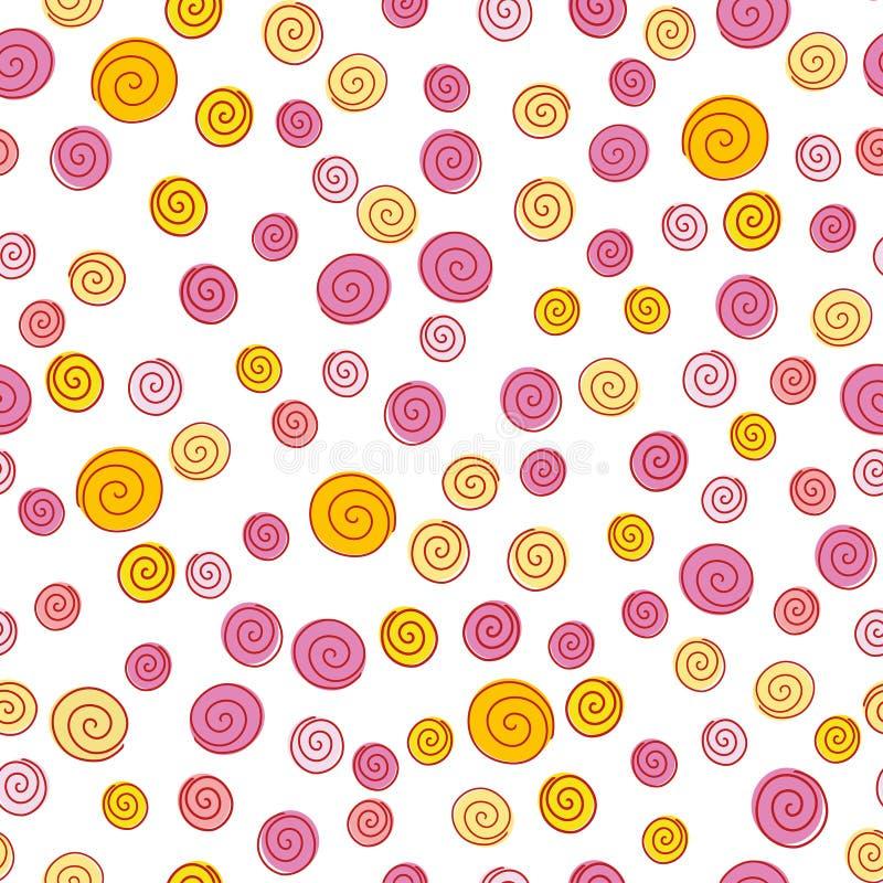 Абстрактное красочное изображение сделанное от слов которые иллюстрация вектора