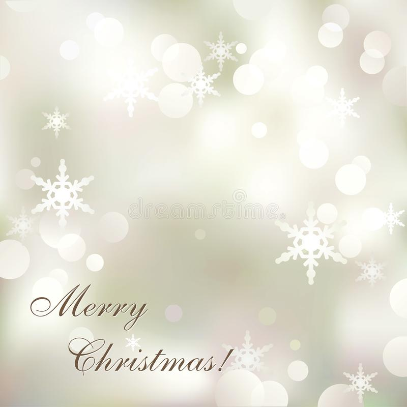 абстрактное Новый Год рождества предпосылки стоковое фото