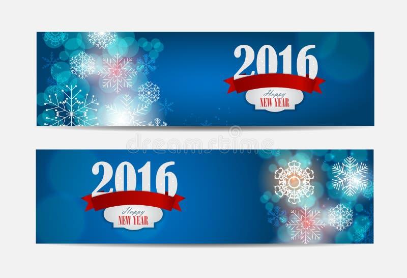 абстрактное Новый Год рождества предпосылки вектор бесплатная иллюстрация