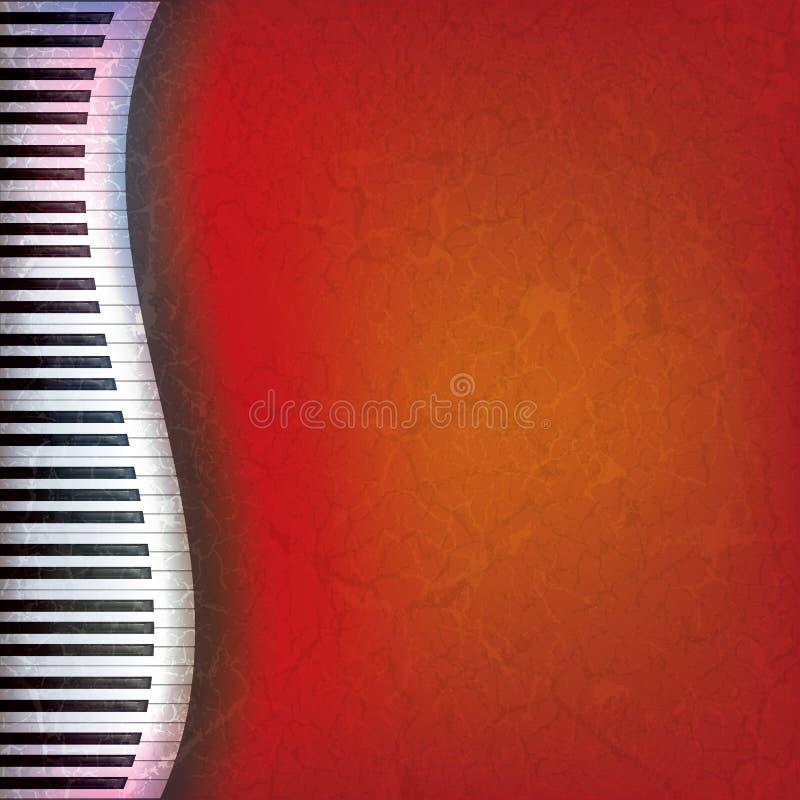 абстрактное нот grunge предпосылки бесплатная иллюстрация